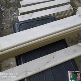 Архитектура, строительство и ремонт - Изготовление плинтусов ступеней столешниц из керамогранита и камня. плитки, 0