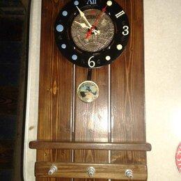 Часы настенные - Часы настенные  из дерева, 0