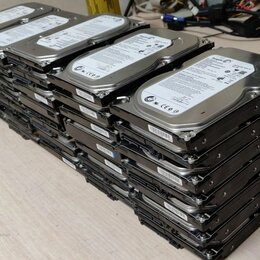 Жёсткие диски и SSD - 250-Гб / 500-Гб 3.5 для Системных Блоков, 0