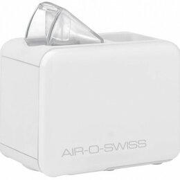 Очистители и увлажнители воздуха - Увлажнитель AOS U7146 (ультразвук)/ цвет black, 0