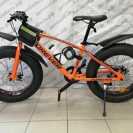 Велосипеды - Детский Алюминиевый фэтбайк, 0