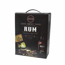 Ингредиенты для приготовления напитков - Набор для дистилляции PREMIUM RUM, 0