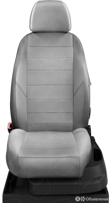 Чехлы на сидения Renault Koleos 2008 2020 Светло-серый (арт.RN22-0702-EC23) по цене 7550₽ - Аксессуары для салона, фото 0