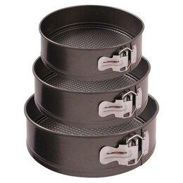 Кондитерские аксессуары - Форма для выпечки Mallony SF-002SET 191312, 3 шт., 0