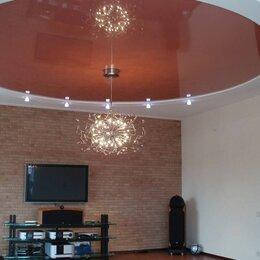 Потолки и комплектующие - Натяжной потолок на кухню, 0