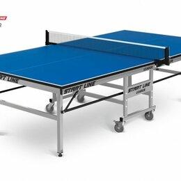 Столы - Теннисный стол Start Line Leader, 0
