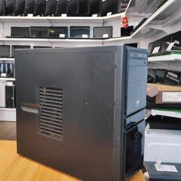 Настольные компьютеры - Системный блок AMD Athlon II x4 640/750Ti 1Gb, 0