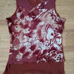 Блузки и кофточки - 2 блузки 46-48 р-р., 0