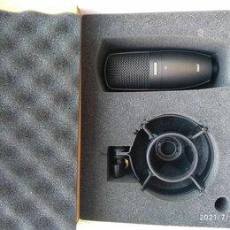 Микрофоны и усилители голоса - профессиональный микрофон Shure SM27, 0