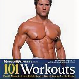 Спорт, йога, фитнес, танцы - 101 Workouts (Michael Berg), 0