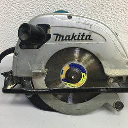 Пилы, ножовки, лобзики - Дисковая пила makita 5704R, 0
