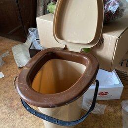 Аксессуары, комплектующие и химия - Ведро туалет, 0
