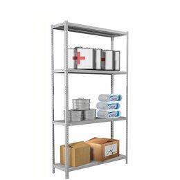 Оборудование и мебель для медучреждений - Стеллаж металлический медицинский , 0