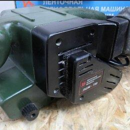 Шлифовальные машины - Ленточная шлифмашина калибр лшм-750, 0