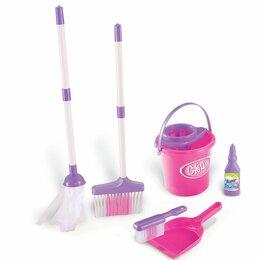 Развивающие игрушки - Набор для уборки little helper 6 предметов, 0