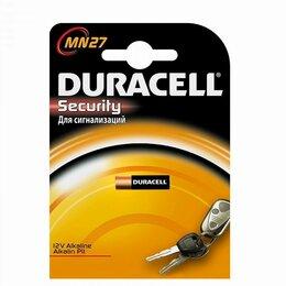 Батарейки - Батарейки Duracell MN21 MN27, 0
