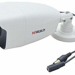 Камеры видеонаблюдения - Камера видеонаблюдения HIWATCH DS-T220, 0