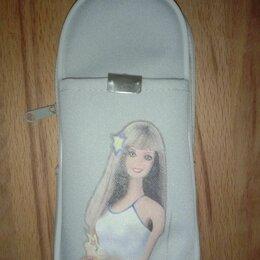 Канцелярские принадлежности - Пенал для девочек. Barbie , 0