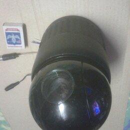 Камеры видеонаблюдения - Видеокамера Hitron HID2404SME11P цветная.RTZ поворотная, 0