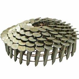 Гвозди - Гвозди барабанные с кольцевой накаткой CRN шт/бухта 7200шт/упак, 0