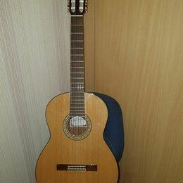 Акустические и классические гитары - Гитара Prudencio Saez 16 кедр массив Испания, 0