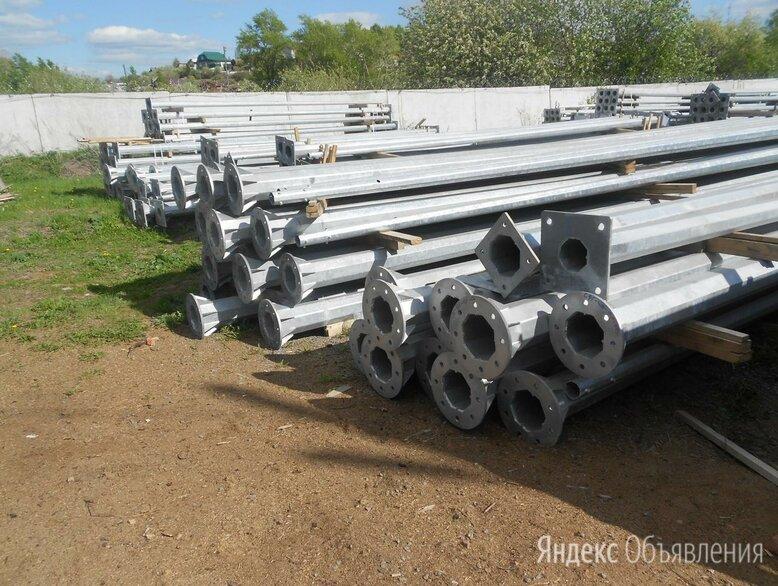 Опора металлическая оцинкованная   по цене 16400₽ - Уголки, кронштейны, держатели, фото 0