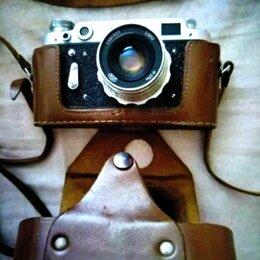 Пленочные фотоаппараты - Плёночный фотоаппарат фэд-2, 0