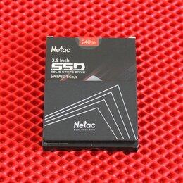Жёсткие диски и SSD - SSD диск для ноутбука 240Gb Netac, 0