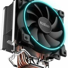 Кулеры и системы охлаждения - Вентилятор PCCooler GI-X5B S775/115X/AM2/AM3/AM4 (24 шт/кор, TDP 160W, вент-р 12, 0