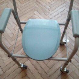 Приборы и аксессуары - стул горшок на колесиках, 0
