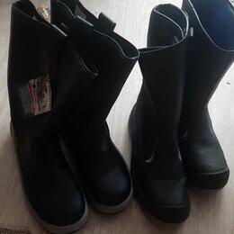 Обувь - Сапоги кнозовые новые  2 пары рамер 43  цена 1200 за пару, 0