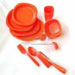 Наборы для пикника - Набор посуды для пикника Bita на 6 персоны 54 предмета, 0