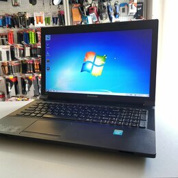 Ноутбуки - Ноутбук Lenovo B590, 0