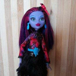 "Куклы и пупсы - Кукла ""Monster High"" Джейн Булитл из серии ""Мрак и цветение"", 0"