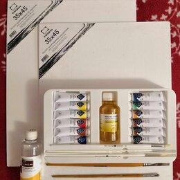 Рисование - Набор масляных красок, 0