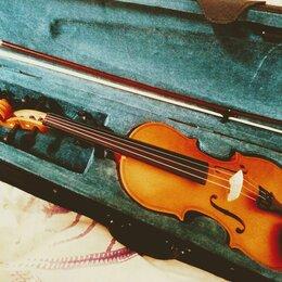 Смычковые инструменты - Vb-290-4/4 скрипка  в футляре со смычком скрипка 2000 года, 0