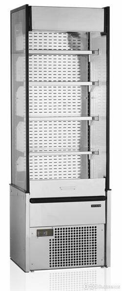 Горка холодильная пристенная Tefcold MD600X-SLIM по цене 285958₽ - Холодильные витрины, фото 0