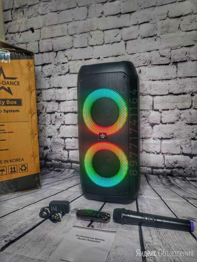 Аудиосистема Dance Box 350 Вт по цене 8990₽ - Портативная акустика, фото 0