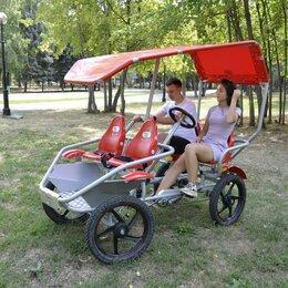 Веломобили - Веломобиль familybike модель SV4, 0