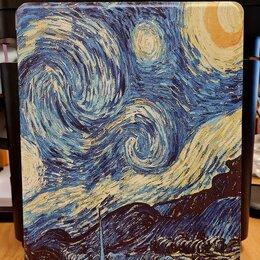 Чехлы для планшетов - Чехол для iPad 2 репродукция Ван Гога звездная ночь, 0