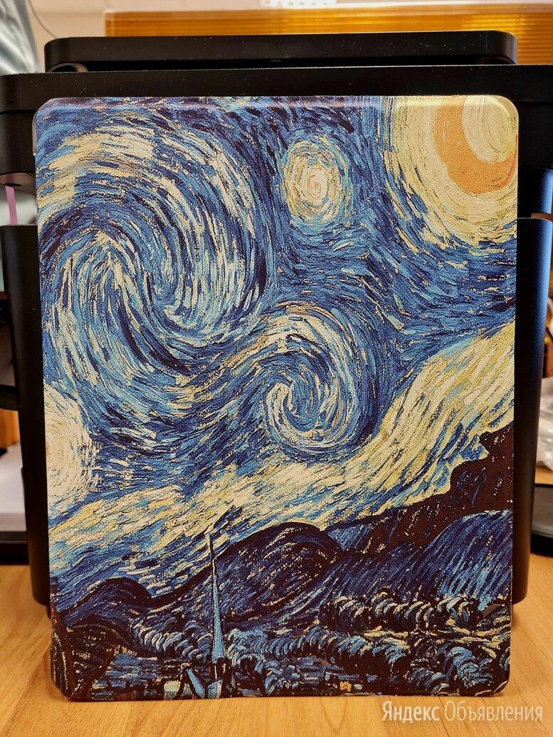 Чехол для iPad 2 репродукция Ван Гога звездная ночь по цене 300₽ - Чехлы для планшетов, фото 0