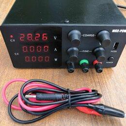 Блоки питания - Лабораторный блок питания 0-30V 10А 300Watt, 0
