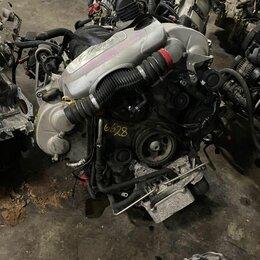 Двигатель и топливная система  - Двигатель Порше Кайен 4.5 450лс М4850 Турбо, 0