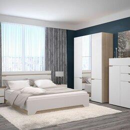 Кровати - Спальня Анталия мини, белый, 0