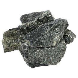 Камни для печей - Камень для бани Банные Штучки Габбро-Диабаз колоты, 0