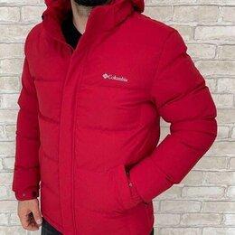 Куртки - Куртка зимняя мужская columbia р-ры 44-56, 0