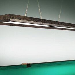 Походная мебель - Лампа для бильярдного стола 9 - 10 ф. Evolution пв, 0