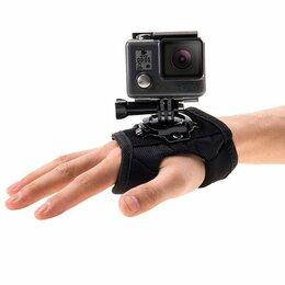 Аксессуары для экшн-камер - Поворотное крепление на запястье для GoPro, SJCAM, и многих других Экшен Камер, 0
