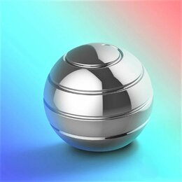 Игрушки-антистресс - Desktop Rotating Gyro Toy антистресс, 0