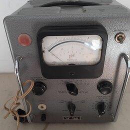 Лабораторное и испытательное оборудование - РН - метр ЛПУ-01 1965 г., 0
